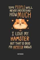 Hamster Notebook