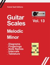Guitar Scales Melodic Minor