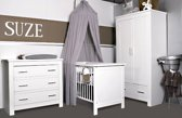 Bebies First Suze Complete Babykamer - Wit