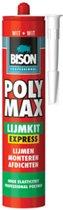 Bison PolyMax Lijmkit Express 425gram wit  1490915