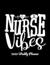 Nurse Vibes 2020 Weekly Planner