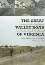 The Great Valley Road of Virginia