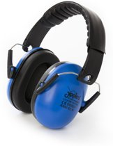 Jippie's - Gehoorbeschermer - Blauw - vanaf 1 tot ongeveer 16 jaar