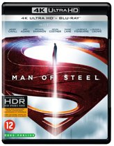 MAN OF STEEL /S BD4K BI-FR
