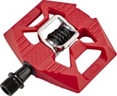Crankbrothers PEDAAL CBR DOUBLE SHOT 1 RO/ZW STEL