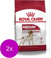 Royal Canin Shn Medium Adult - Hondenvoer - 2 x 15 kg