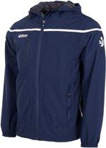 Reece Varsity Breathable Jacket Unisex Sportjas Heren - Blauw;Wit