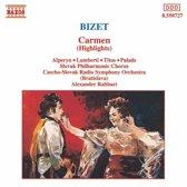 Bizet: Carmen (Highlights) / Rahbari, Alperyn, et al