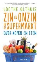 Omslag van 'Zin en onzin in de supermarkt'