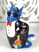 Selwyn Senatori - Dean Big City Cat Blue
