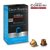 Caffè Corsini® decaffeinato capsules