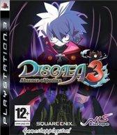 Disgaea 3 Playstation 3 (Usa)
