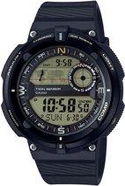 Casio horloge SGW-600H-9AER met veel functies