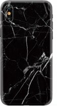 My Style PhoneSkin For Apple iPhone X Black Marble