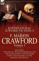The Collected Supernatural and Weird Fiction of F. Marion Crawford