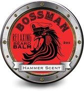 Bossman Brand Relaxing Baardbalm Hammer