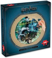Harry Potter Magical Creatures Round 500pc