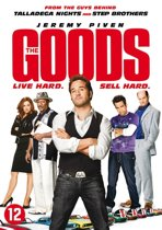 The Goods: Live Hard, Sell Hard (dvd)