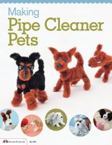 Making pipe cleaner pets