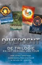 Divergent - Divergent, de trilogie en het verhaal van Four