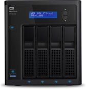 WD My Cloud Pro Series PR4100 8TB 4-bay NAS