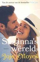 Boekomslag van 'Suzanna's wereld'