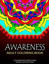Awareness Adult Coloring Book, Volume 8