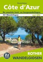 Rother Wandelgidsen - Côte d'Azur