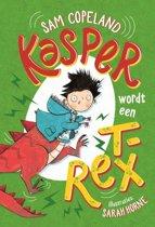 Kasper 2 - Kasper wordt een T. rex