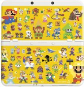 New 3DS Coverplate Mario 8 bit