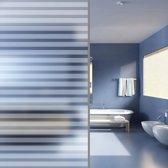 vidaXL Privacyfolie - Zelfklevend - 90x500 Cm