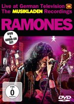 Ramones - Musikladen Recordings (Dvd+Cd)