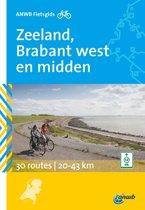ANWB fietsgids 7 - Zeeland, Brabant West en Midden