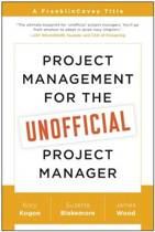 Boek cover Project Management for the Unofficial Project Manager van Kory Kogon (Onbekend)