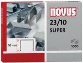 nietjes Novus 23/10 Super doos à 1000 stuks