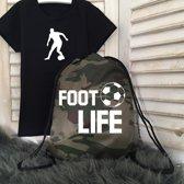 Tas Football life.