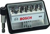 Bosch - 12+1-delige Robust Line bitset M Extra Hard 25 mm, 12+1-delig