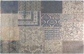 LaForma Spiros -  Carpet - 160x230cm - Wol - Blauw