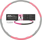 Sportbay® FIT+ fitness hoelahoep (1.2 kg) incl DVD