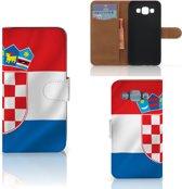 Bookstyle Case Samsung Galaxy E5 Kroatië