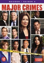 MAJOR CRIMES S2 /S 4DVD BI