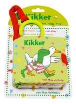 Boek cover Kikker - Kikker babyspeelboekje van Max Velthuijs (Paperback)