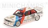 BMW M3 BMW M-Team Schnitzer R. Ravaglia DTM 1992