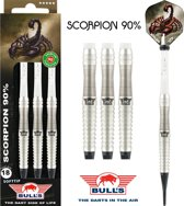 Bull's Scorpion 90% 18 gram Softtip Dartset