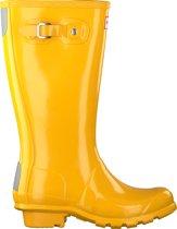  Gele Hunter Regenlaarzen kopen? Kijk snel!