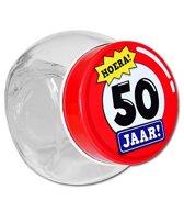 Paperdreams Candy Jars nr.7- 50 jaar