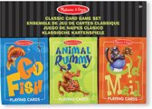Melissa & Doug - Classic Card Game Set