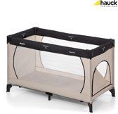 Hauck Dream'n Play Plus Campingbedje - Beige/Grey