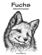Fuchsmalbuch F r Erwachsene 1