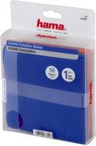Hama 04733801 CD/DVD Sleeves - 50 stuks